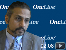 Dr. Ghamande Discusses GOG/NRG 0265 Study in Cervical Cancer