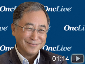 Dr. Choy Discusses Therapy for Oligometastatic Lung Cancer