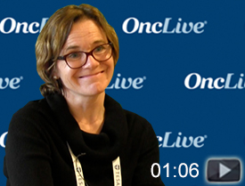 Dr. Haldorsen on the Importance of Imaging in the Diagnosis of Endometrial Cancer