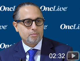 Dr. Hamid on a Retrospective Analysis of Pembrolizumab in Melanoma