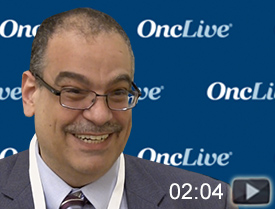 Dr. Ali on Incorporating Biosimilars into Cancer Treatment