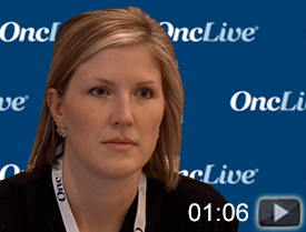Dr. Dalton on Toxicities in the Frontline Treatment of Ovarian Cancer