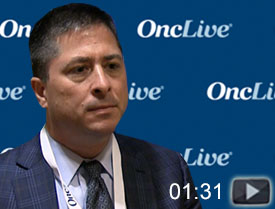 Dr. Hensing on the Management of Stage III NSCLC