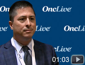 Dr. Hensing Discusses Studies in Stage III NSCLC