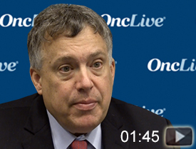 Dr. Herbst Discusses Challenges With Immunotherapy in NSCLC