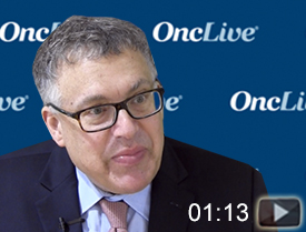 Dr. Herbst on Long Term Survival With Pembrolizumab in NSCLC