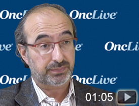 Dr. Hidalgo Discusses the Phase III TRYbeCA1 Trial in Pancreatic Cancer