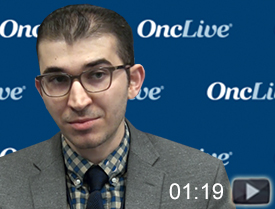 Dr. Hilal Discusses Study of Rituximab Maintenance in MCL