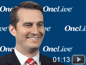 Dr. Hill Discusses BTK Inhibitors in Mantle Cell Lymphoma