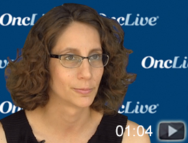 Dr. Holstein Discusses Triplets and Quadruplets in Myeloma