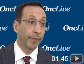 Dr. Horwitz Discusses the Results of the ECHELON-2 Study