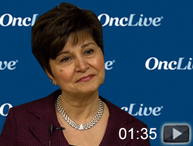 Dr. Hussain Discusses PARP Inhibitors in Prostate Cancer