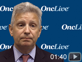 Dr. Flinn Discusses Hu5F9-G4 Plus Rituximab in NHL