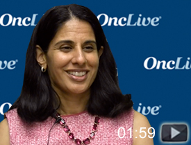 Dr. Tolaney on Selecting Patients for CDK4/6 Inhibitors in Breast Cancer