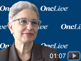Dr. Winter Discusses the ZUMA-7 Trial in DLBCL