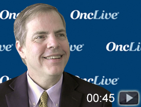 Dr. Byrd Discusses the Prognosis of Patients With CLL