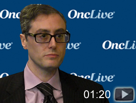 Dr. Weiss Discusses When to Biopsy in Lung Cancer