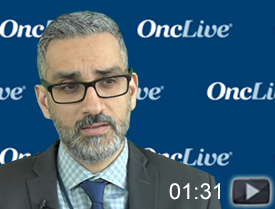 Dr. Kardosh Discusses Epacadostat in Gastric/GEJ Adenocarcinoma