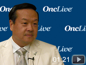 Dr. Kim Discusses PD-L1 as a Biomarker in Lung Cancer