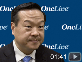 Dr. Kim Discusses the Impact of the PACIFIC Trial in NSCLC