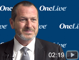 Dr. Kirson Discusses the LUNAR Study in Advanced NSCLC