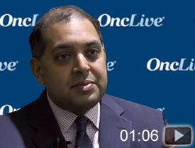 Dr. Mody Discusses Treatment Options for HCC