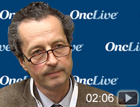 Dr. Konecny Discusses the Role of PARP Inhibitors in Ovarian Cancer