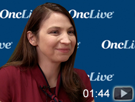 Dr. Koprivnikar Discusses FLT3 Inhibitors in Hematologic Malignancies