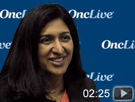 Dr. Leighl Discusses Binimetinib in KRAS-Mutated NSCLC