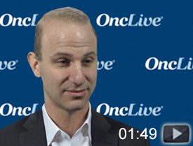 Dr. Levy Discusses Pembrolizumab in NSCLC