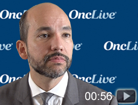 Dr. Lopes Discusses Steroid Side Effects in Lung Cancer Management