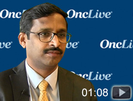 Dr. Mahantshetty Discusses Chemoradiation in Cervical Cancer