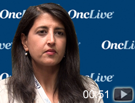 Dr. Mahtani on Side Effects of Ovarian Suppression in Breast Cancer