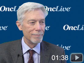 Dr. Maloney Discusses Excitement With CAR T-Cell Therapy