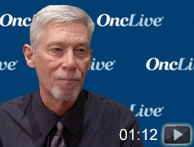 Dr. Maloney Discusses Response to JCAR017 CAR T-Cell Therapy