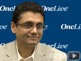 Dr. Shah Discusses Challenges With Immunotherapy in Esophageal Cancer