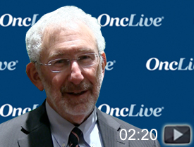 Dr. Markman on Overall Survival as an Endpoint in Ovarian Cancer Trials