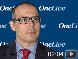 Dr. Mato Discusses a Phase II Trial of Umbralisib in CLL