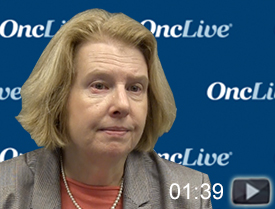 Dr. Matulonis Discusses QoL Data from GOG-258 in Endometrial Cancer