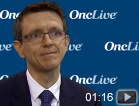 Dr. McGregor Discusses the Future of Treatment for RCC