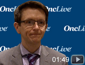 Dr. McGregor on New Combinations With Immunotherapy in RCC