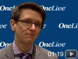 Dr. McGregor Compares Recent Data With Combinations in RCC