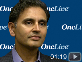 Dr. Mehta Discusses Combinations in Multiple Myeloma
