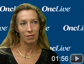 Dr. Melisko on Duration of Aromatase Inhibitor Use in Breast Cancer