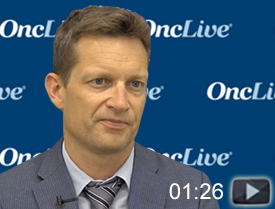 Dr. Hutchings on the Aim of the ECHELON-1 Study in Hodgkin Lymphoma