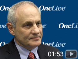 Dr. Atkins Discusses Response to Atezolizumab in RCC