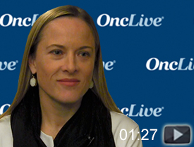 Dr. Mileham Discusses Biomarkers in Lung Cancer
