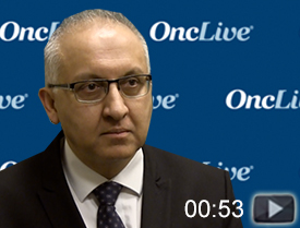 Dr. Mirza on the Impact of PARP Inhibitors in Ovarian Cancer