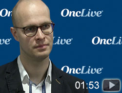 Dr. Modest Discusses the German AIO KRK0110 Study in CRC