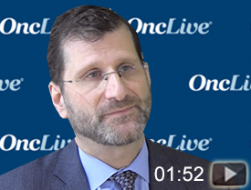Dr. Morris Discusses PSMA-Targeted Imaging in mCRPC
